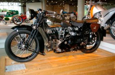 015 Brough Superio5 SS100 Pendine 1929