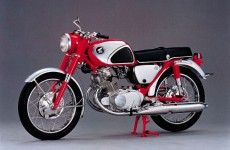 034 Honda 305 Dream CB72 1968