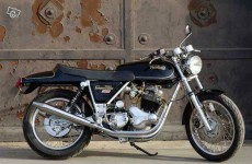 080 Norton 750 Fastback 1969