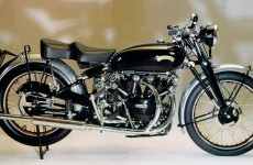 103 Vincent Black Shadow 1950