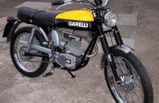 Garelli Tiger Cross MkI 1974