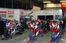 Le garage de First-on-track