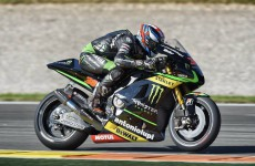 Bradley Smith — Photo © Monster Yamaha Tech 3