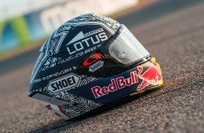 Le Shoei X-Fourteen de Marc Marquez