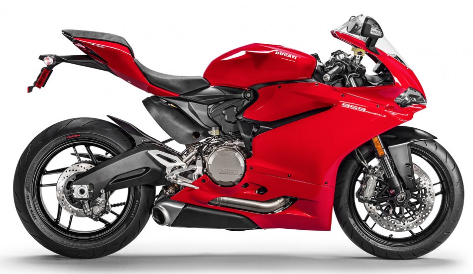 lancement ducati panigale 959. Black Bedroom Furniture Sets. Home Design Ideas