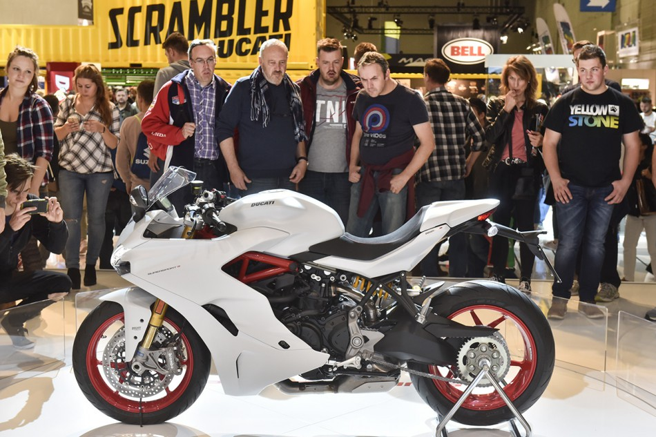 Stand: Ducati, Halle 8