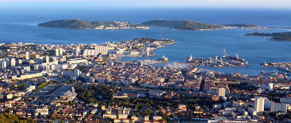 Toulon du Mont Faron
