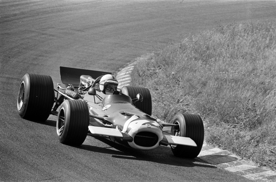 John Surtees , GP de Hollande 1969