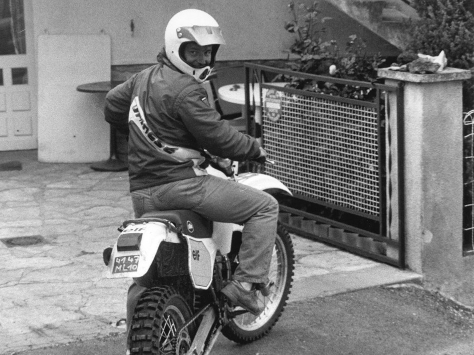 1988 — 6 Jours d'enduro, Mende, France