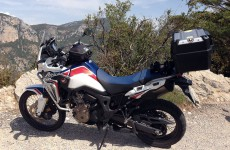 L'Africa Twin de Richard