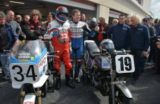 Wes Cooley et Freddie Spencer