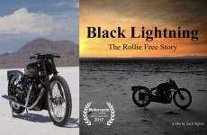 Black Lightning: The story of Rollie Free