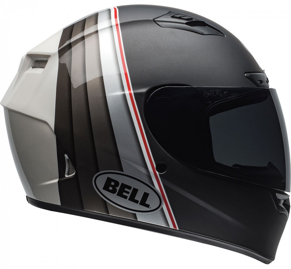 bell-qualifier-dlx-mips-street-helmet-illusion-matte-gloss-black-silver-white-right