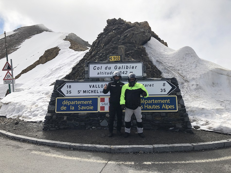 Col du Galibier, Alpes, France