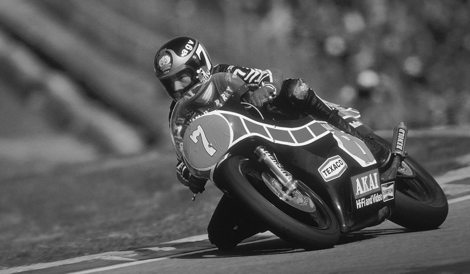 Barry Sheene, pilote de talent et libre penseur