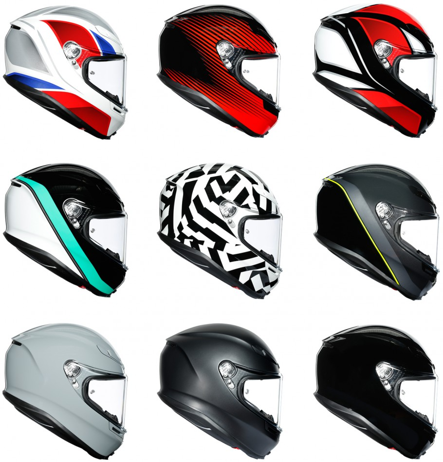 AGV-K6-colors