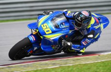 Sylvain Guintoli — Photo : Suzuki Racing