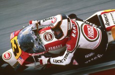 Wayne Rainey — Photo © Didier Constant