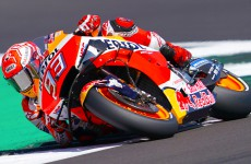 Marc Marquez — Photo © Honda Racing Corporation