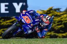 Maverick Vinales — Photo © Yamaha