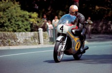 Mike Hailwood — Photo © DR