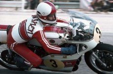 Jarno Saarinen — Photo © Yamaha