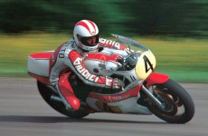 Johnny Cecotto — Photo © Yamaha