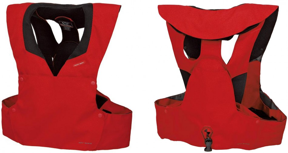 Veste airbag Hit Air RS-1